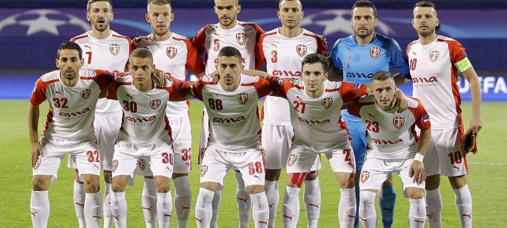 Lovitura data de UEFA fotbalului albanez: campioana, exclusa din cupele europene pentru trucare de meciuri