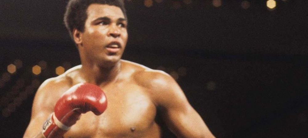 Wow... o imagine cat 1000 de cuvinte! Ultima poza cu Muhammad Ali inainte sa moara este absolut terifianta! FOTO