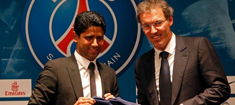 Surpriza uriasa! Antrenorul EXPERT in Europa League a batut palma cu PSG. Seicii platesc 2 milioane pentru el