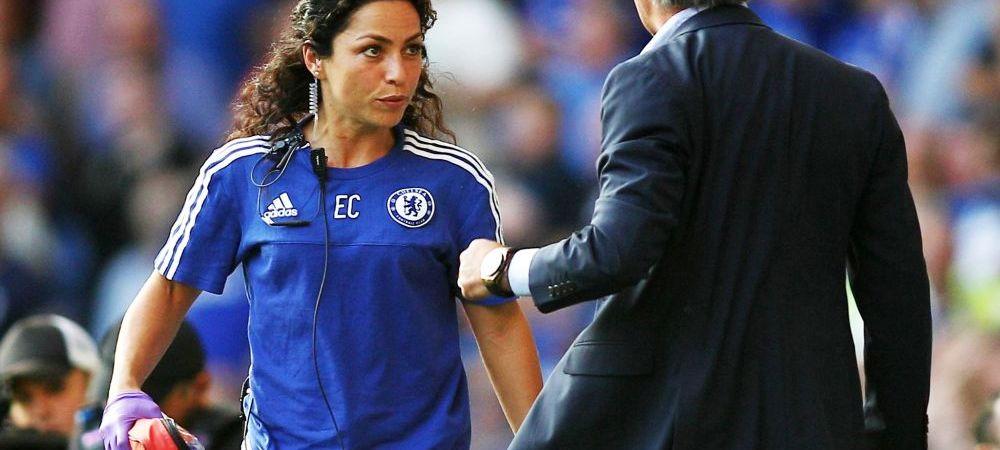 Mourinho a cazut la pace cu fosta doctorita a lui Chelsea! Eva Carneiro a refuzat 1,5 milioane de euro si a obtinut ce si-a dorit