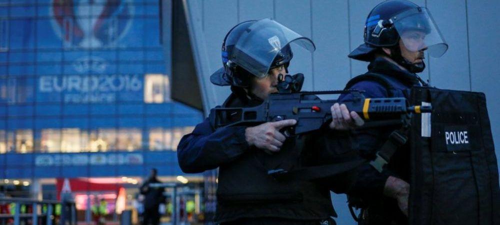 Aplicatie ANTI TERORISM. Francezii se tem inainte de startul Euro. Anuntul facut azi de Guvern