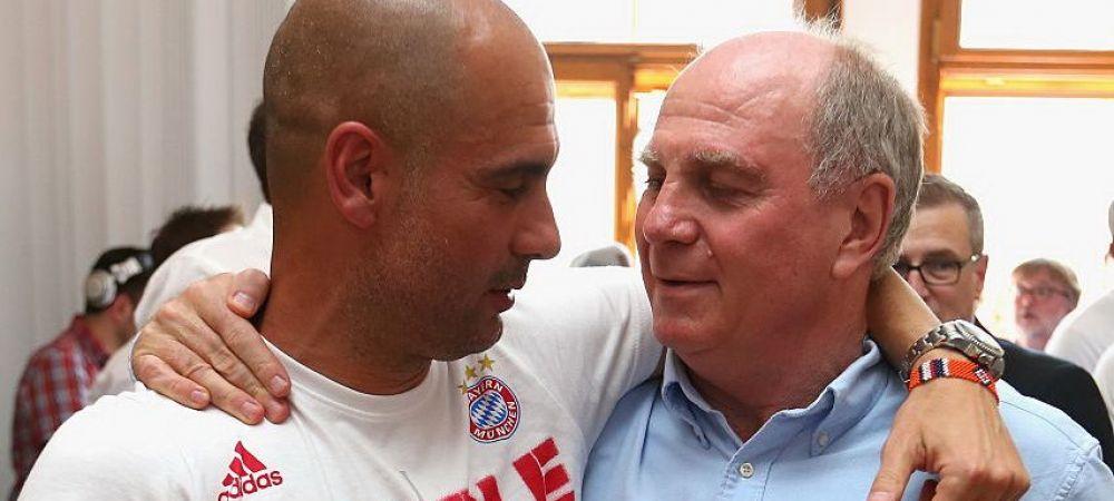 """""""Guardiola nu are voie sa transfere jucatori de la Bayern, asa ca nu pot merge la City!"""" Un jucator a dezvaluit clauza secreta din contractul lui Pep"""
