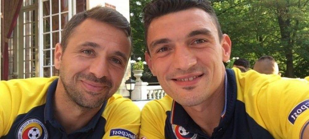 """Prea tare! Keseru i-a luat interviu lui Sanmartean prin SMS: """"Sa nu ne auda Nea Puiu!"""" :)"""