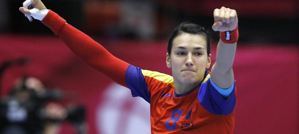 """Cristina Neagu e din nou """"Balonul de Aur"""" in handbal! Incredibil: romanca a primit 72,9% din voturi"""