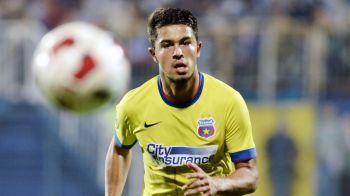 Gabi Iancu si-a reziliat contractul cu Steaua, dar se intoarce in Liga I! La ce echipa va juca din aceasta vara