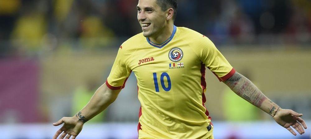 Stanciu, PERICOL PUBLIC! Ce scrie France Football despre magicianul Stelei cu cateva ore inainte de Franta - Romania