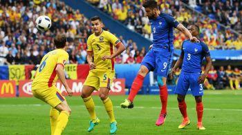 Giroud, foarte aproape de gol in minutul 11! VIDEO