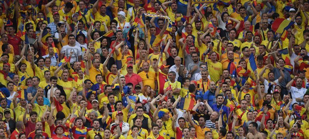 'Roooo-maaaa-niiiii-aaaaa!' Cum s-au auzit 20 000 de romani minunati pe Stade de France. Francezii, acoperiti total