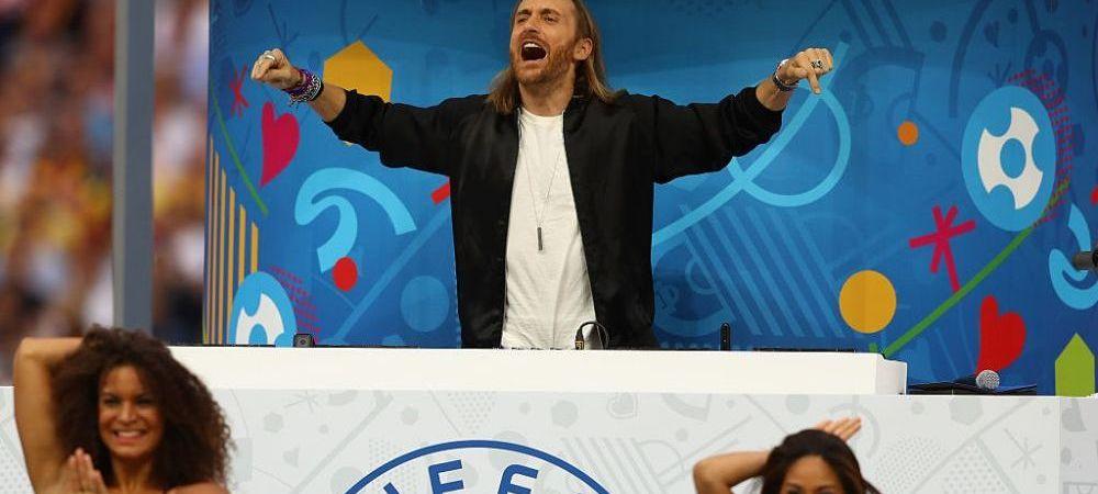"""I gotta feeling / That tonight's gonna be a good night!"" VIDEO: Ceremonia spectaculoasa de deschidere UEFA Euro 2016"