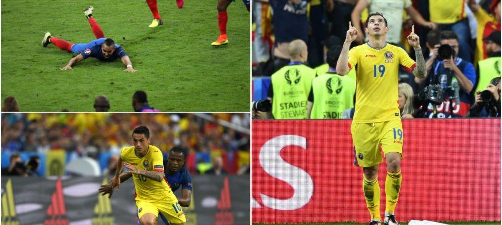Cinci concluzii dupa Franta-Romania 2-1: Stanciu si Pintilii, cei mai buni jucatori, Rat, marea dezamagire. Cum ne putem califica