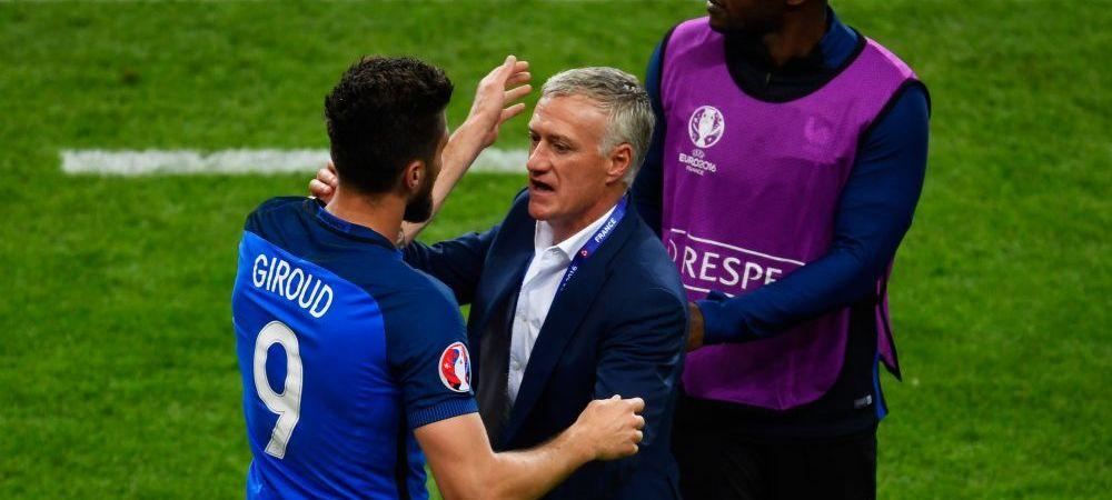"""""""Nu ne-a fost usor sa jucam cu Romania. Stiam ca asa va fi!"""" Reactia lui Deschamps dupa victoria de la debutul UEFA EURO 2016"""