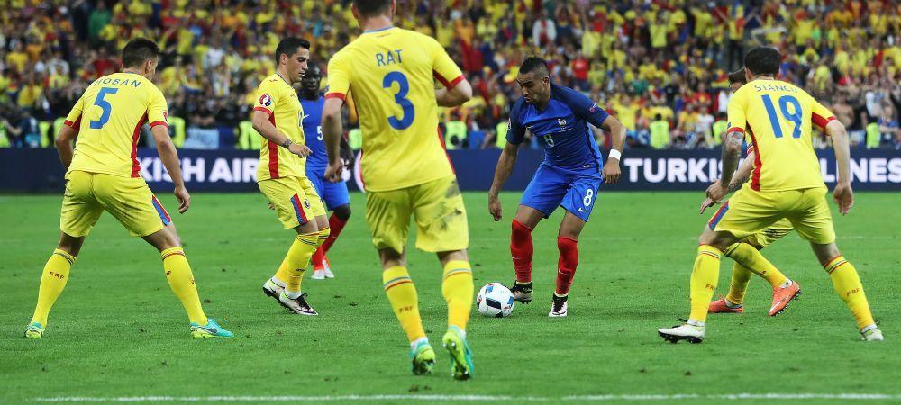 Imaginea URIASA de la Romania - Franta care arata cat de frumos e fotbalul! Cum a decis GENIUL un meci eroic al nationalei