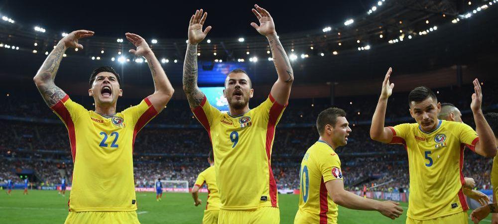 Imaginile senzationalului Franta - Romania de pe Stade de France. Cele mai tari momente ale meciului