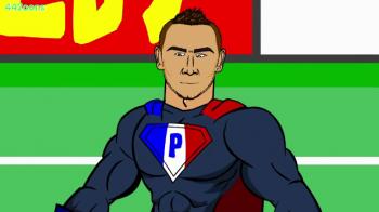 SUPER VIDEO! Prima PARODIE ANIMATA aparuta dupa ce Romania a fost batuta de golul fantastic al lui Payet!