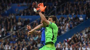 """Giroud a vorbit pentru prima data de faza contestata a golului! Cum explica faptul ca """"NU a fost fault la Tatarusanu"""""""