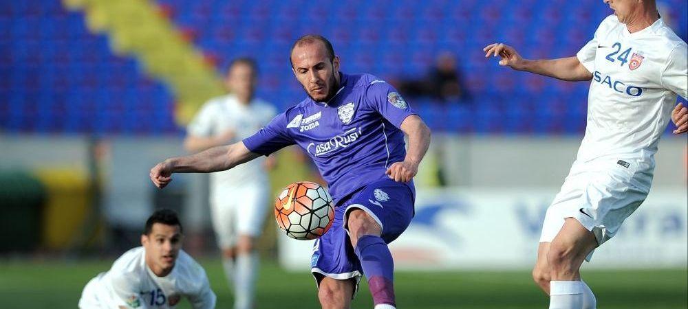 Transfer SURPRIZA la Steaua! Dan Popescu de la Timisoara a semnat pe doi ani. Anuntul lui Becali