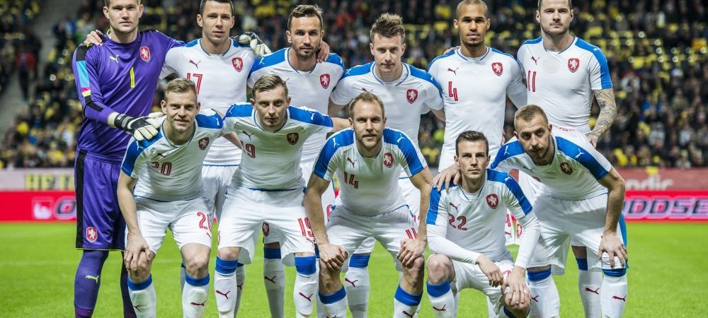 EUROPEDIA | Asta e tactica cu care Cehia ataca la EURO: Rosicky si Cech, liderii echipei