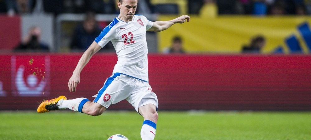 EUROPEDIA Darida, vedeta surpriza din nationala Cehiei! Destin asemanator cu al lui Messi: a fost la un pas de abandon la 16 ani
