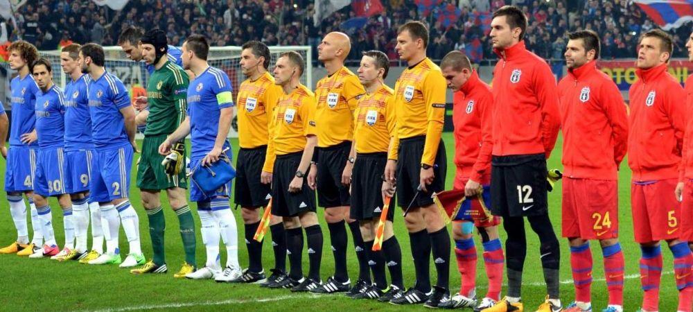 Romania va fi arbitrata de rusul care a condus-o pe Steaua in victoria magica cu Chelsea. Karasev a mai condus Luxemburg 0-2 Romania