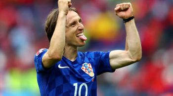Golul care il face pe Modric candidat la trofeul Ferenc Puskas! Reusita fenomenala in Croatia 1-0 Turcia. VIDEO AICI