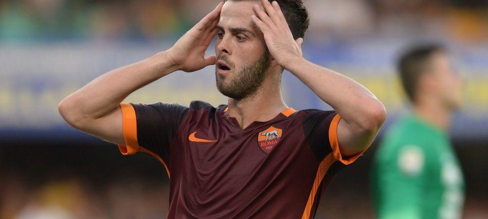 Cea mai tare lovitura pe piata transferurilor: Juventus l-a luat pe Miralem Pjanic de la rivala AS Roma! Cat a platit in schimbul bosniacului
