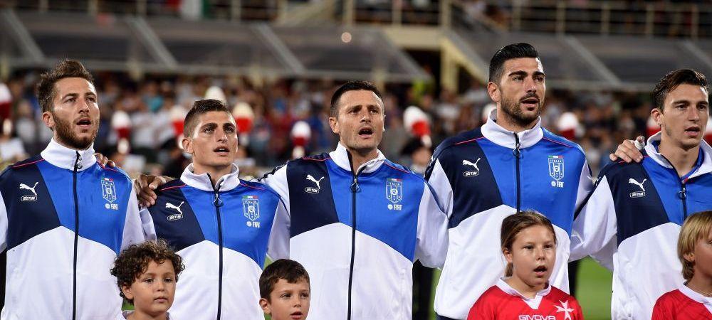 Meciul de 10 la ProTV, astazi: Belgia - Italia.Finalista din 2012 se bate cu una dintre favoritele pariorilor. Lucruri pe care nu le stiai pana acum despre italieni