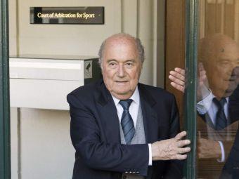 """""""Am vazut cu ochii mei!"""" Blatter rupe tacerea! Cum sunt aranjate tragerile la sorti!"""