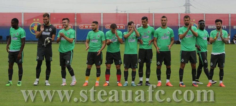 Steaua 1-0 Viitorul Domnesti   Cum arata echipa lui Reghecampf fara jucatorii de la Euro. Ce atacant surpriza a marcat