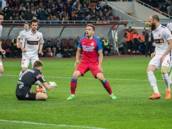 Tinta SURPRIZA pentru Steaua dupa transferurile de play-out de pana acum! Cine poate ajunge in echipa pentru Champions League
