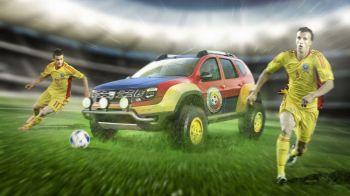 FOTO Romanii cu Dacia, francezii cu Bugatti! Cum arata intrecerea masinilor de la EURO
