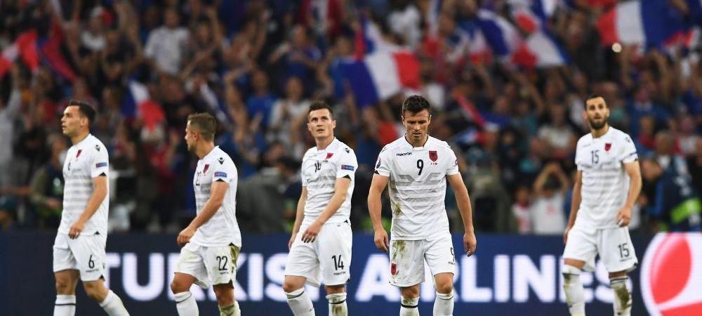"""""""Batem Romania si mergem in optimi"""". Albanezii promit un meci incendiar duminica, de la 22:00, IN DIRECT la ProTV. Selectionerul lor, multumit de prestatiile de pana acum"""