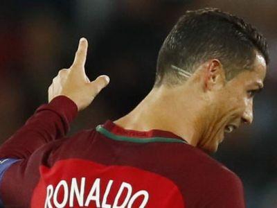 Gestul Senzational Al Lui Cristiano Ronaldo Ce Inseamna Desenul Din