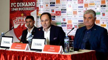 """Primul transfer al verii la Dinamo: Branescu, portarul """"scolit"""" de Buffon la Juve, s-a antrenat deja sub comanda lui Andone"""