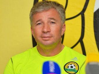 10 transferuri anuntate de Dan Petrescu in ziua in care a fost prezentat la Kuban Krasnodar