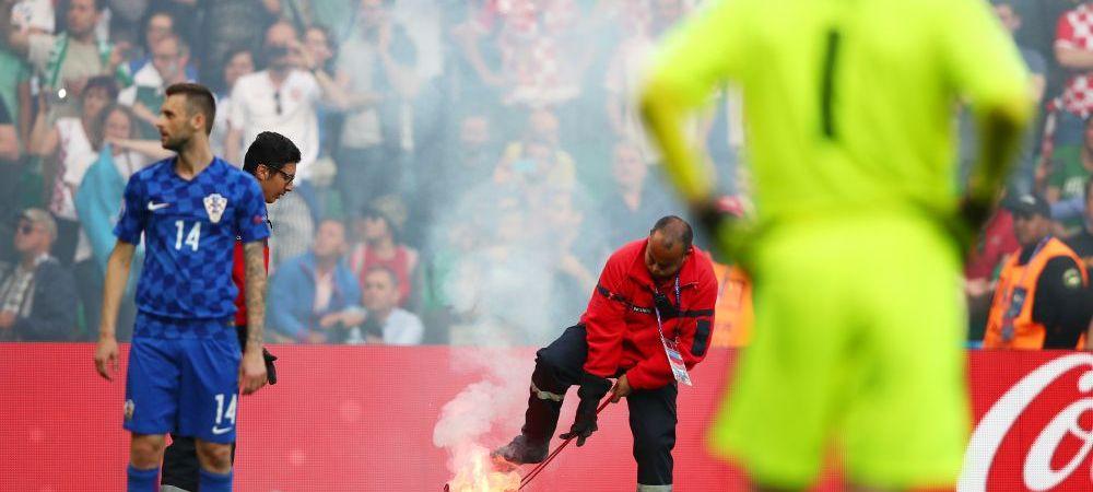 Croatii nu se bucura de fotbal. Fanii sunt in conflict cu federatia si incearca sa provoace excluderea nationalei de la Euro