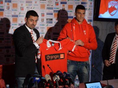 """Dinamovistii merg dintr-un transfer intr-altul. Elhamed isi anunta revenirea in Liga I: """"M-am inteles cu Dinamo, mai sunt doar mici detalii"""""""