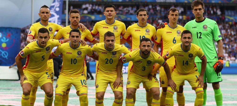 Sapte tricolori, in pericol de suspendare pentru optimi, daca Romania invinge Albania duminica seara, de la 22:00, IN DIRECT la ProTV