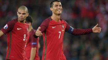 Meci de cosmar pentru Cristiano: penalty ratat si gol anulat pe final! Austria a rezistat eroic si a bagat autobaza pe final: Portugalia 0-0 Austria | VIDEO