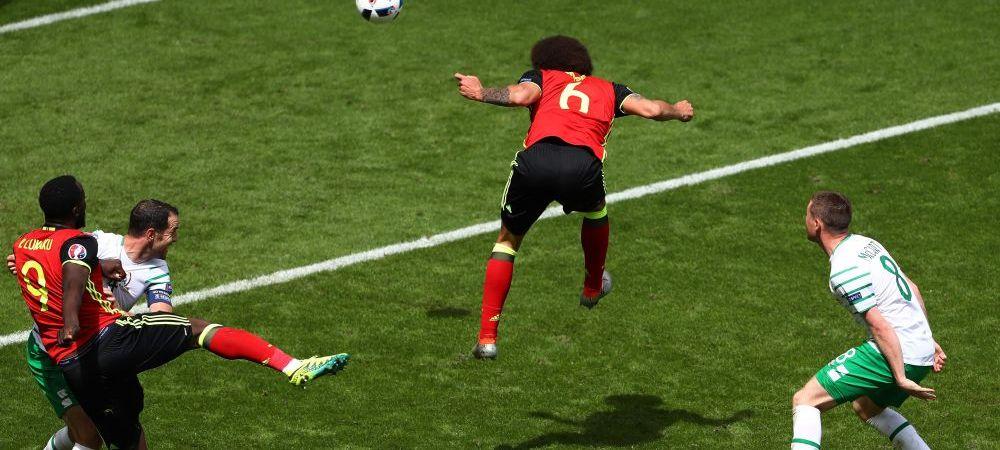 TIKI TAKA Belgia! Record de pase la EURO! Witsel a inscris dupa 28 de pase consecutive. VIDEO