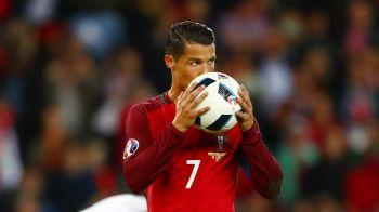 """Ronaldo, tinta glumelor dupa meciul dezastruos cu Austria: """"Cum de e atat de bronzat cand sta numai in umbra lui Messi?"""". Cum l-a taxat Gary Lineker"""