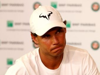 Rafa Nadal nu mai vine la Cluj, pentru meciul de Cupa Davis. Lovitura pentru spaniol: poate rata si Jocurile Olimpice din cauza acestei absente