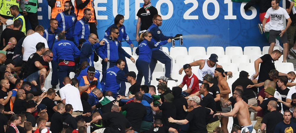 Ungaria risca o sanctiune similara cu cea primita de Rusia, Belgia si Portugalia sunt si ele anchetate in urma incidentelor