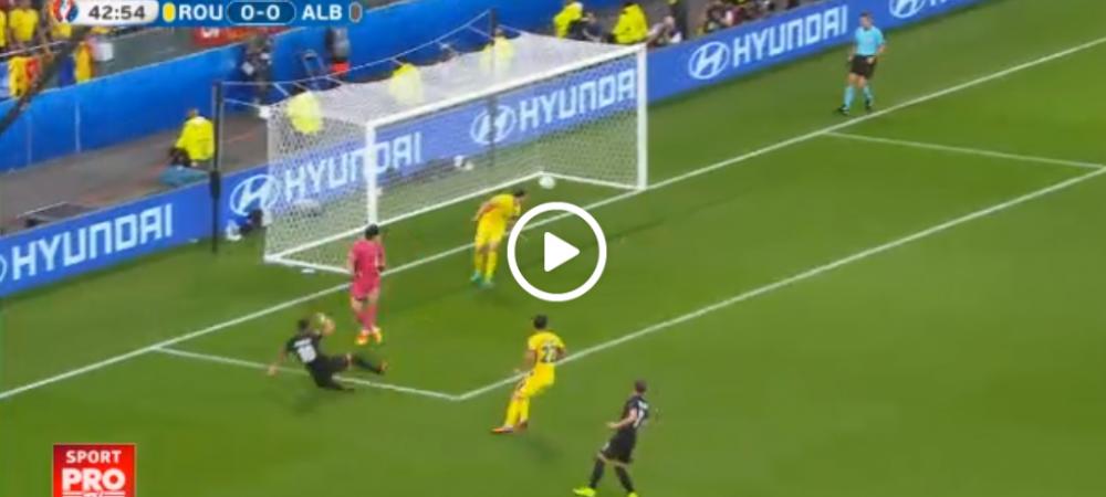 Un gol SADIK   Reusita istorica a lui Armando Sadiku in poarta lui Tatarusanu: golul care a adus prima victorie a Albaniei la un EURO. VIDEO