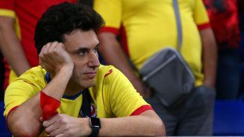Pierdut buletin! N-avem echipa, n-avem selectioner! Cele patru motive pentru care Romania a murit incet, dar sigur la Euro