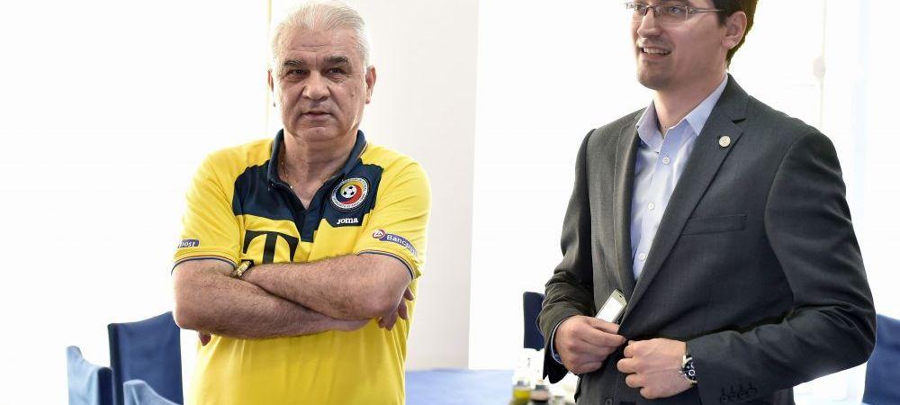 PRIMA reactie a lui Burleanu dupa eliminarea RUSINOASA a Romaniei de la EURO! Ce spune despre schimbarea lui Iordanescu