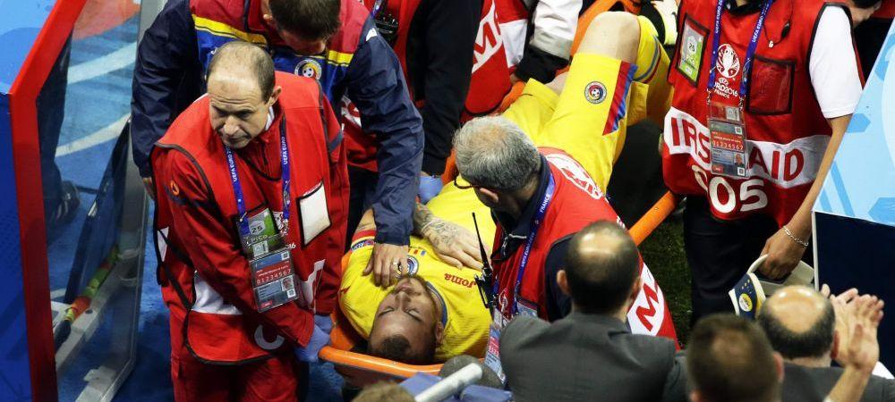Alibec rateaza Champions League! Cat sta dupa accidentarea dramatica din meciul cu Albania