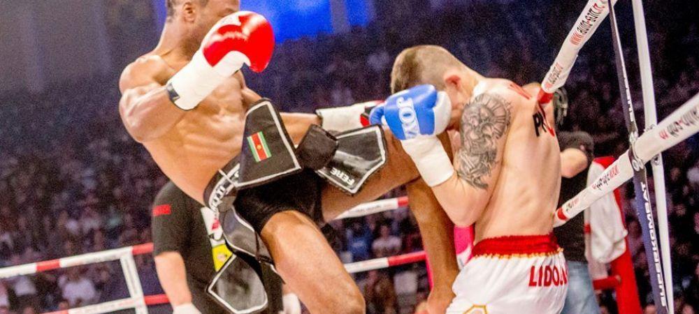 Superkombat revine la Sport.ro in direct, sambata de la 20:00. Romania se bate cu Grecia la Brasov. Vezi fight card-ul galei