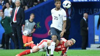 """Cel mai rapid fotbalist de la EURO a alergat cu 32.8 km/h si a stabilit recordul chiar aseara! Cine e """"Speedy Gonzalez"""" de la turneul final"""