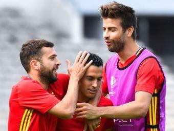 """""""E o pierdere de timp!"""" Starul Spaniei care FACE SCANDAL inaintea meciului cu Croatia, azi, la ProTV, 22:00, ca e tinut rezerva la Euro"""