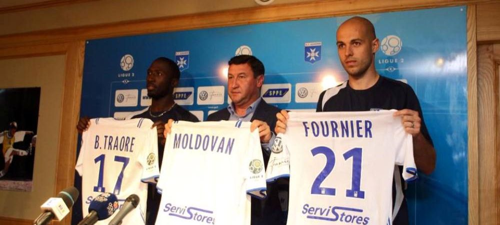 """""""Obiectivul meu e clar, promovarea! Asta e echipa de Ligue 1"""" Viorel Moldovan a fost prezentat la Auxerre la 24 ore de la eliminarea Romaniei de la Euro"""